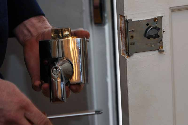call in the lock and door repair specialists